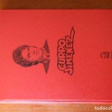 Cómics: LIBRO COMIC CURRO JIMÉNEZ SEDMAY EDICIONES. Lote 158128070