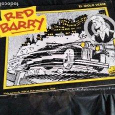 Cómics: TOMO RED BARRY EL IDOLO VERDE. Lote 158156266