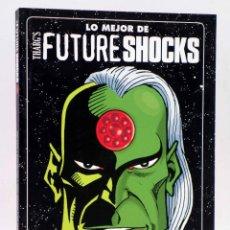 Cómics: LO MEJOR DE FUTURE SHOCKS. 2000 AD (SMITH, MILLIGAN, MORRISON, GAIMAN) KRAKEN, 2010. OFRT ANTES 16E. Lote 211605526