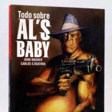 Cómics: TODO SOBRE AL'S BABY. 2000 AD (JOHN WAGNER / CARLOS EZQUERRA) KRAKEN, 2012. OFRT ANTES 22,5E. Lote 210986889