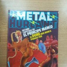 Cómics: METAL HURLANT #33. Lote 158260045