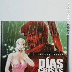 Cómics: DIAS GRISES DOLMEN TAPA DURA. Lote 158269618