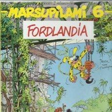 Cómics: MARSUPILAMI 6: FORDLANDÍA, 2002, SALVAT, IMPECABLE. COLECCIÓN A.T.. Lote 158489790