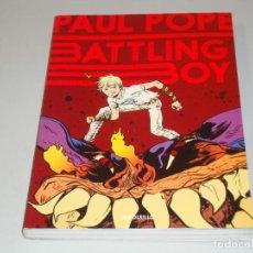 Cómics: PAUL POPE BATTLING BOY. Lote 158539710