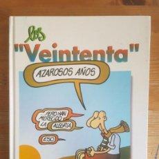 Cómics: LOS VEINTENTA FORGES, JORGE PUBLICADO POR B (EDICIONES B) . (1996) 271PP. Lote 158548422