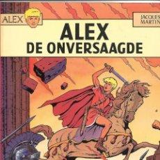 Cómics: ALIX, Nº 1. AÑO 1973, ALIX EL INTRÉPIDO DE JACQUES MARTIN EDITORIAL CASTERMAN IDIOMA HOLANDES.. Lote 158649594