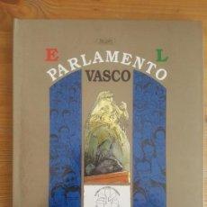 Cómics: PARLAMENTO VASCO, EL RUIZ DE AOSTRI, MAYTE PUBLICADO POR IKUSAGER EDICIONES, S.A. (1990). Lote 158654622