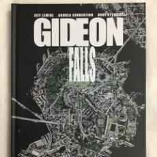Cómics: GIDEON FALLS 1. EL GRANERO NEGRO - LEMIRE, SORRENTINO, STEWART - ASTIBERRI. Lote 158676677