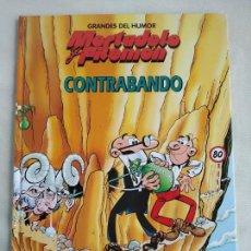 Cómics: MORTADELO Y FILEMON MAGOS DEL HUMOR TAPA DURA 1997. Lote 158702630