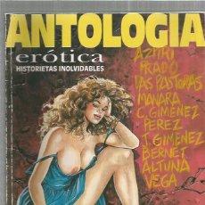 Cómics: MAESTROS DEL EROTISMO ANTOLOGIA EROTICA. Lote 158721938