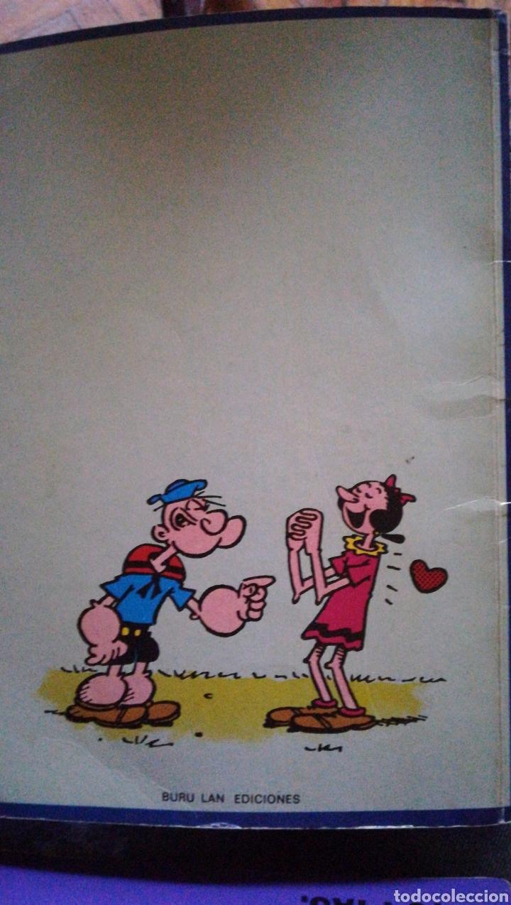 Cómics: Popeye el rancho de h. Burger. 1973 - Foto 3 - 158842012