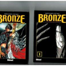 Fumetti: BRONZE -COLECCIÓN COMPLETA 14 TOMOS- GLÉNAT. NUEVOS. Lote 158855778