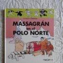 Cómics: MASSAGRAN EN EL POLO NORTE - . Lote 158937586