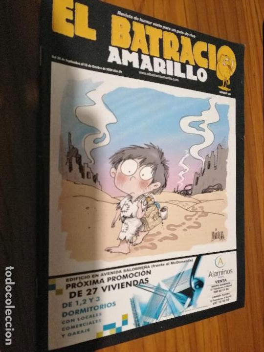 EL BATRACIO AMARILLO 160. REVISTA DE HUMOR DE GRANADA. GRAPA. BUEN ESTADO. RARA (Tebeos y Comics - Comics otras Editoriales Actuales)