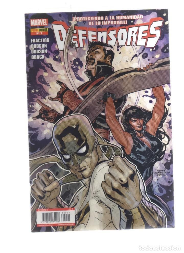 DEFENSORES N,2 (Tebeos y Comics - Comics otras Editoriales Actuales)