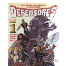 Cómics: DEFENSORES N,1. Lote 159057154