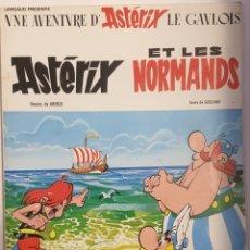 Cómics: LOTE 7 ASTERIX EN FRANCES. Lote 159142220