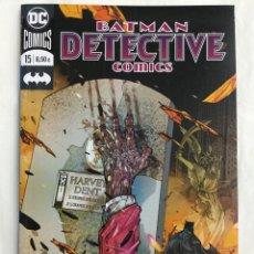 Cómics: BATMAN: DETECTIVE COMICS 15 - ROBINSON, SEGOVIA, DI GIANDOMENICO - ECC. Lote 159196672