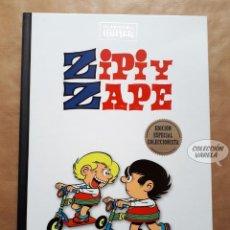 Fumetti: CLÁSICOS DEL HUMOR - EDICIÓN ESPECIAL COLECCIONISTA - ZIPI Y ZAPE III - RBA. Lote 209992750
