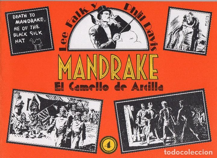 Cómics: MANDRAKE por Lee Falk y Phil Davis 14 números publicados por Joaquin Esteve a partir de 1.980 - Foto 4 - 159259890