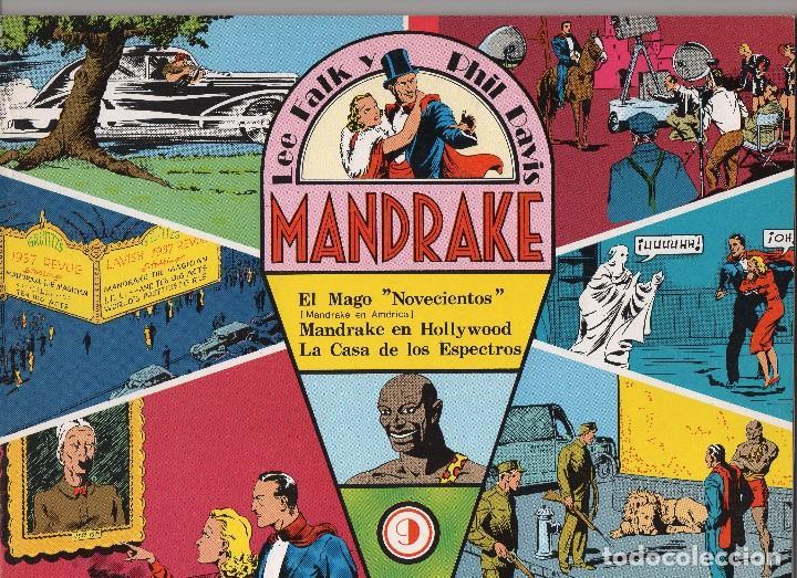 Cómics: MANDRAKE por Lee Falk y Phil Davis 14 números publicados por Joaquin Esteve a partir de 1.980 - Foto 9 - 159259890