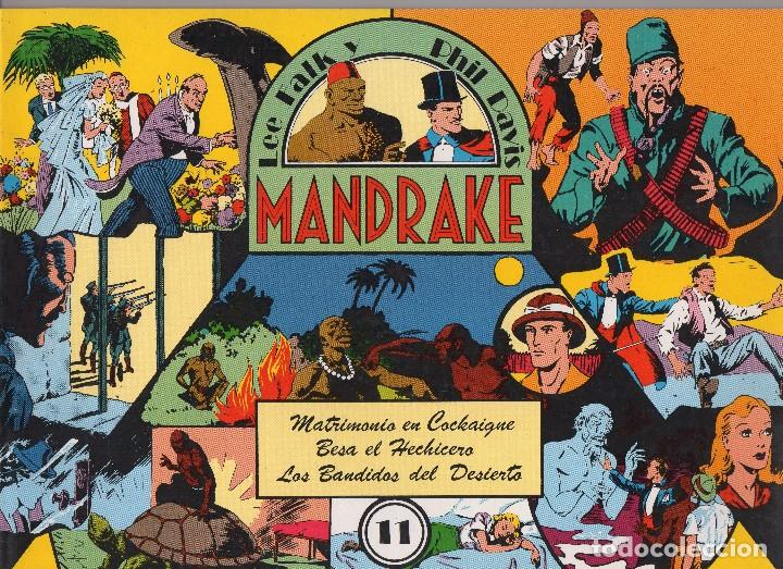 Cómics: MANDRAKE por Lee Falk y Phil Davis 14 números publicados por Joaquin Esteve a partir de 1.980 - Foto 11 - 159259890