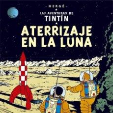 Cómics: LAS AVENTURAS DE TINTIN - ATERRIZAJE EN LA LUNA - JUVENTUD. Lote 159510082