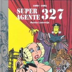 Cómics: SUPER AGENTE 327 (1980-1983) , MARTIN LODEWIJK. Lote 159625782