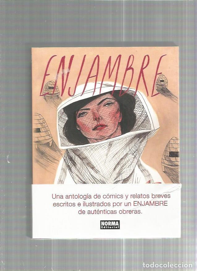 ENJAMBRE NORMA EDITORIAL (Tebeos y Comics Pendientes de Clasificar)