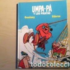 Cómics: UMPA-PÁ Y LOS PIRATAS GOSCINNY UDERZO. Lote 159744078