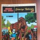 Cómics: HÉROES DE PAPEL - PRINCIPE VALIENTE #5. Lote 159753233