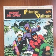Cómics: HÉROES DEL CÓMIC - PRINCIPE VALIENTE #18. Lote 159754944