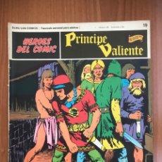 Cómics: HÉROES DEL CÓMIC - PRINCIPE VALIENTE #19. Lote 159755158