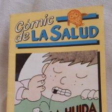 Cómics: CÓMIC DE LA SALUD LA HUÍDA DEL INCISIVO. Lote 159854100
