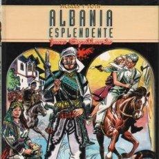 Cómics: SICKLES Y TOTH Nº 3 ALBANIA ESPLENDENTE - EL BOLETIN - COMO NUEVO - OFM15. Lote 159867462