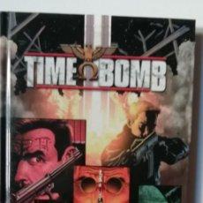 Cómics: TIME BOMB-DOLMEN-TAPA DURA. Lote 159876670