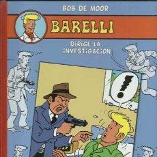 Cómics: BARELLI DIRIGE LA INVESTIGACIÓN, 2013, NETCOM2, IMPECABLE. CONTIENE POSTAL. COLECCIÓN A.T.. Lote 160089230