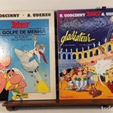 Cómics: ASTÉRIX. 12 EJEMPLARES. GOSCINNY. VARIAS EDITORIALES. VARIOS PAISES. 1983/2009.. Lote 160151066