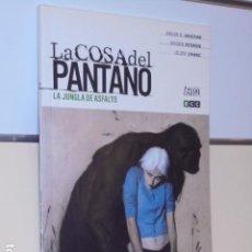 Cómics: LA COSA DEL PANTANO Nº 2 LA JUNGLA DE ASFALTO - ECC OFERTA. Lote 160164934