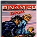 Cómics: DINÁMICO Y OTROS PERSONAJES PERDIDOS DE IRON. EJEMPLAR ÚNICO.LA PLAGA,1995.NUEVO.. Lote 160195842