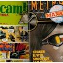 Cómics: METROPOL 1 AL 12 + MOCAMBO 1 Y 2.DOS COLECCIONES COMPLETAS.EDICIONES METROPOL,1983.MUY BUENAS.. Lote 160196094