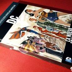 Cómics: DE KIOSCO DC LA NUEVA FRONTERA 1 VOLUMEN 57 DC COMICS COLECCION NOVELAS GRAFICAS DC COMICS SALVAT. Lote 160212914