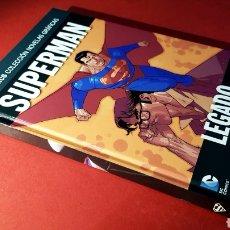 Cómics: DE KIOSCO SUPERMAN LEGADO 1 VOLUMEN 54 COLECCION NOVELAS GRAFICAS SALVAT DC COMICS. Lote 160213314