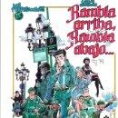 Cómics: RAMBLA ARRIBA, RAMBLA ABAJO. CARLOS GIMENEZ. PAPEL VIVO Nº 36/37. EDICIONES DE LA TORRE, 1986. Lote 160242046