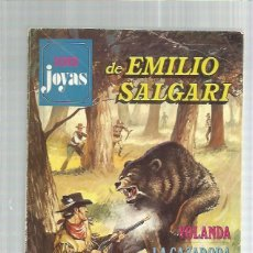 Cómics: SUPER JOYAS 29 SALGARI. Lote 160281170