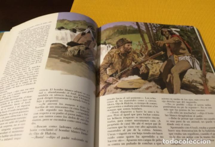 Cómics: El último mohicano Ediciones Montena tapa dura 1981 - Foto 4 - 160350182