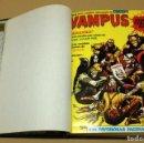 Cómics: VAMPUS. NºS. 1 AL 29,31 Y 38 + 4 EXTRAS,TOTAL 35 EJEMPLARES + 1 EXTRA RUFUS. GARBO,1971. LEER. Lote 160404962