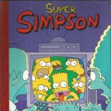 Cómics: MATT GROENING. SUPER SIMPSON Nº3 EDICIONES B. Lote 160408674
