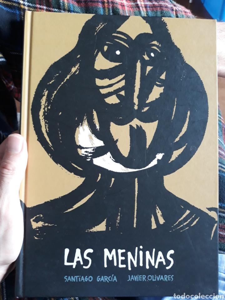 LAS MENINAS DE SANTIAGO GARCÍA Y JAVIER OLIVARES (Tebeos y Comics - Comics otras Editoriales Actuales)