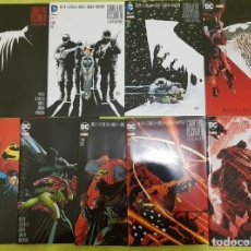 Cómics: DARK KNIGHT III: LA RAZA SUPERIOR 01 A 09 (COMPLETA). FRANK MILLER, BRIAN AZZARELLO. ECC. Lote 160541810